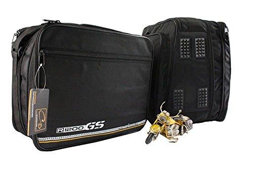 made4bikers Promotion-Bag: Koffer Innentaschen passend für BMW R1200GS-LC R1200 GS LC ab Bj. 2013 (K50)