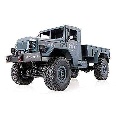 The perseids B24 1:16 RC Camión Militar Off-Road Racing Vehículo de Control