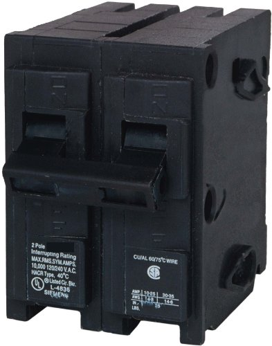 (Murray MP2100KM 120/240-Volt Plug In Style 100-Amp Double Pole Circuit Breaker)