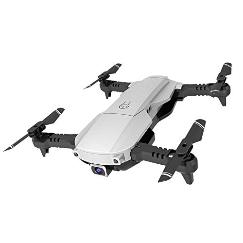 AHangcc Drone with 4K HD Camera WiFi FPV Live Video Drone Quadcopter with Wide Angle Camera, Long Flying Time Selfie Drone, 360° Rolling for Beginners