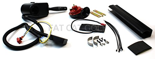 ULTIMATE LIGHT KIT UPGRADE W/TURN SIGNAL, HORN & BRAKE PAD FOR GOLF CART ()
