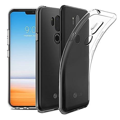 KP TECHNOLOGY - Carcasa de Silicona para LG G7 ThinQ ...