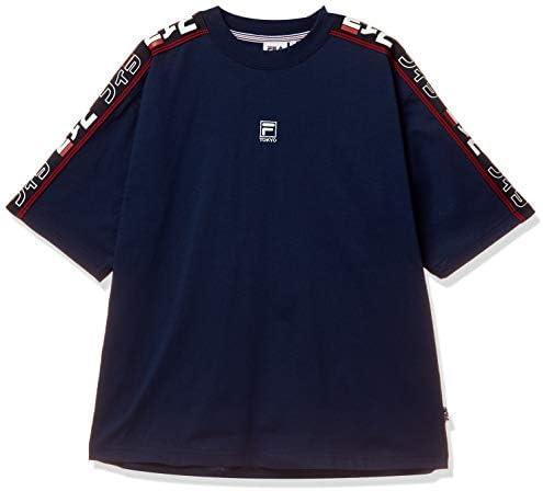 半袖Tシャツ テープ付きTシャツ FM5185 メンズ