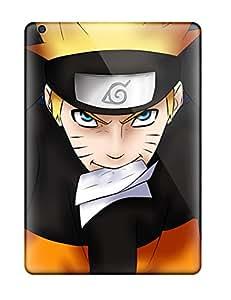 Best 9392359K59942379 Slim Fit Tpu Protector Shock Absorbent Bumper Naruto Uzumaki 2 Case For Ipad Air