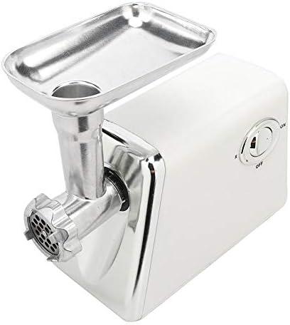 Tritacarne multi-funzione per tritacarne per uso domestico in acciaio inossidabile per la preparazione di gnocchi, salsa chili, polpette (220 V UE)