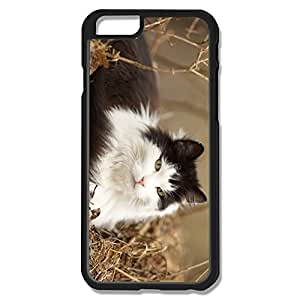 Cat Hard Vintage Case Cover For IPhone 6 by lolosakes