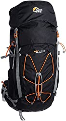 Lowe Alpine AirZone Pro 45:55 Pack Black / Pumpkin One Size
