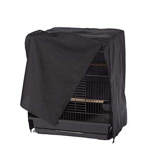 - Heitaisi Large Universal Bird Cage Cover,Night Birdcage Cover Sleep Helper for Brid Cage with Unique Blackout Design and Exquisite Craftsmanship,Lightweight Breathable Washable