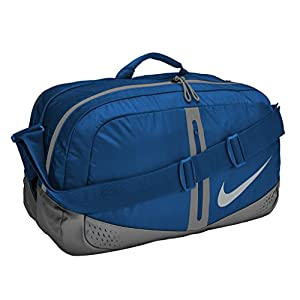 Nike Run Duffle Bag - Blue Jay/Armory Blue/Silver