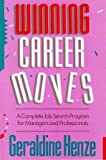 Winning Career Moves, Geraldine Henze, 1556236980