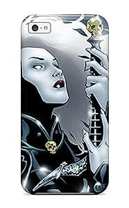 Pretty OuBiWYr3927IhZbk Iphone 5c Case Cover/ Lady Death Comics Anime Comics Series High Quality Case