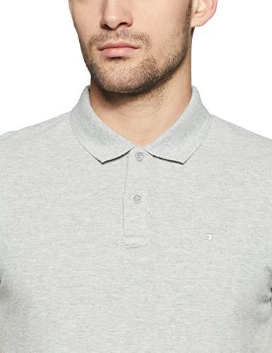 Uomo Nos Garment Grigio Polo 970 amp; Soda Melange Scotch grey Dyed Pique classic q8w1WEI