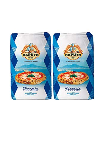 Antimo Caputo Pizzeria Flour, 55 Pound (2 Pack) by Antimo Caputo (Image #1)