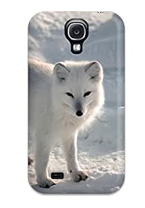 JQppOfW9278UObFG Faddish Arctic Foxes Case Cover For Galaxy S4