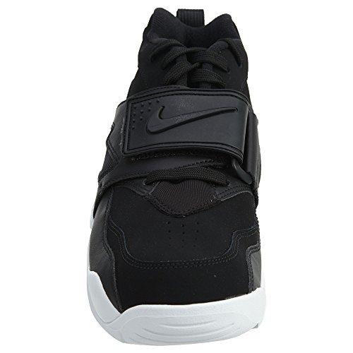 Nike Mens Jordan Melo M9 Scarpa Da Basket Nero / Bianco