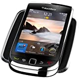 PowerMat Wireless Charging System for BlackBerry Torch - Charger - Retail Packaging - Black