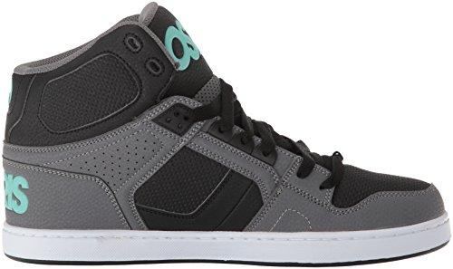Osiris Heren Nyc 83 Clk Skate Schoen Grijs / Zwart / Opaal