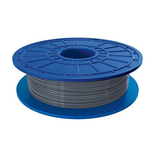 Dremel PLA 3D Printer Filament, 1.75 mm Diameter, 0.5 kg Spool Weight, Silver
