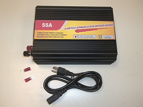 55 amp power converter for rv - 5