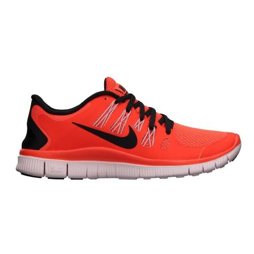 4de966d81 Galleon - Nike Lady Free 5.0+ Running Shoes - 6 - Red