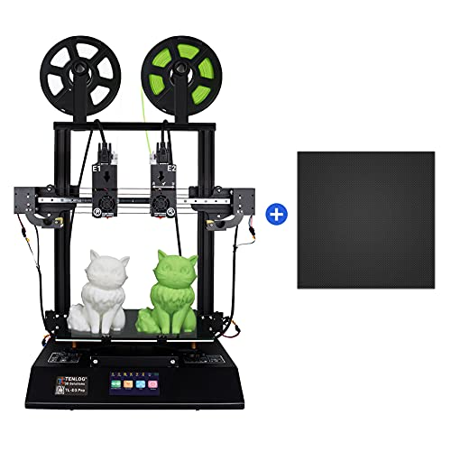 TENLOG 3D Printer with Upgrade Glass Bed