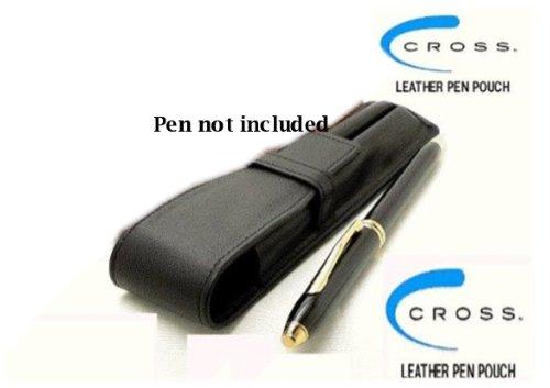 Cross Double Pouch for Pen Pencil Set Cross Double Pen Pouch