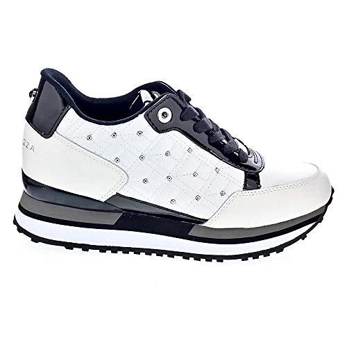 Apepazza matelasse rsd23 Con Sneakers Mini White Rachelle Borchie xxRwqU