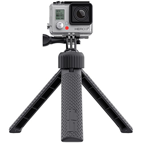POV Tripod Grip - suitable for GoPro HD Hero 4, 3+, 3, 2 by SP Gadgets