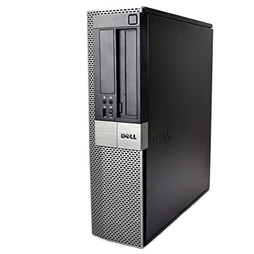 Dell Optiplex 980 Desktop / SFF High Performance Computer PC, Intel Core i5-650 Processor 3.2GHz, 8GB DDR3 Memory, 500GB HDD, Windows 10 Professional (Certified Refurbished) (500GB HDD DVW)