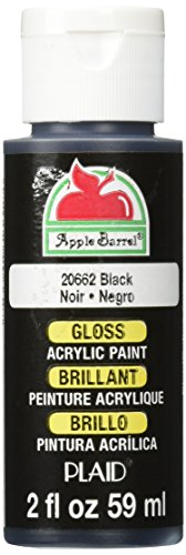 Apple Barrel Gloss Acrylic Paint in Assorted Colors , 20662