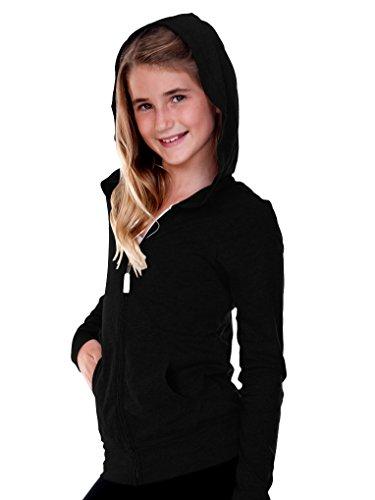 Kavio Girls Jersey Sleeve Hoodie product image