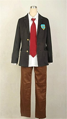 Vicwin-One Free! Iwatobi Swim Club School Uniform Cosplay Costume