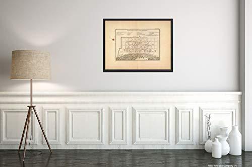 (1764 Map Subject: Louisiana New Orleans New Orleans La United States Title: Plan de la Nouvelle Orle)