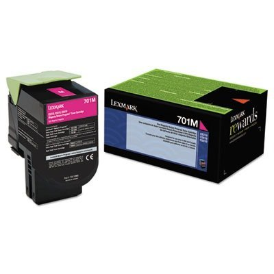 Lexmark Standard Return Prog Magenta-1 - CS310N (Magenta Prog Toner)