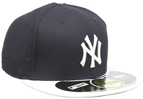 MLB New York Yankees Jr Diamond Era 59Fifty Baseball Cap, 6 - Cap Performance Batting Practice