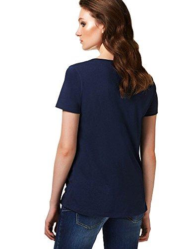 Liu Jo Hoop, Camiseta para Mujer turquesa