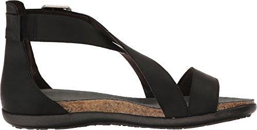Naot Footwear Women's Rianna Oily Coal Nubuck Sandal by Naot Footwear (Image #2)