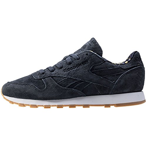Reebok Classic Leather, Men's Training Running Shoes Blue
