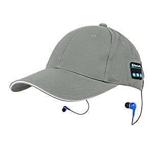 generic wireless bluetooth sports baseball cap. Black Bedroom Furniture Sets. Home Design Ideas