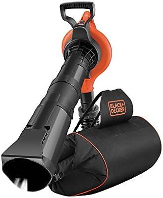 Black+Decker GW3031BP 3000W 418kmh - Soplador de hojas (Handheld blower, Corriente alterna, 3000 W, 418 kmh, 206 kmh, 418 kmh): Amazon.es: Bricolaje y herramientas
