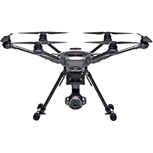 Yuneec Typhoon H Plus Hexacopter with ST16S Smart Controller, 1-Inch Sensor 4K Camera, Intel RealSense Technology, Travel Backpack, (2) Flight Batteries, (10) Propellers, and Charging Accessories