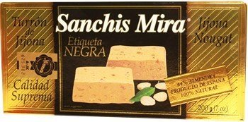 Sanchis Mira Turron de Jijona. 7 oz Just arrived from Spain.