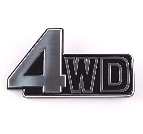 toyota 4wd emblem - 8