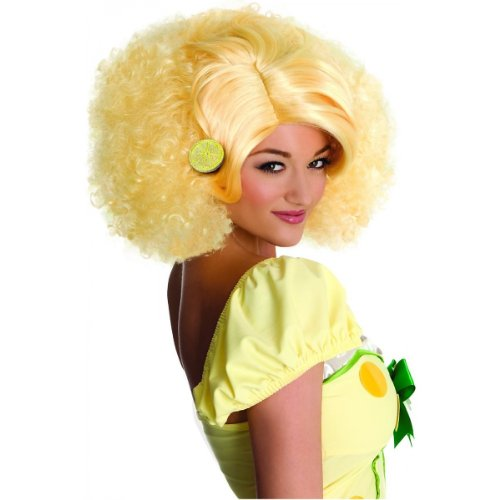 Lemon Meringue Costume Wig (Lemon Meringue Wig Costume Accessory)