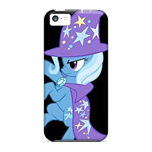 Best Hard Cell-phone Case For Apple Iphone 5c With Customized Trendy My Little Pony Friendship Is Magic Cartoons Skin Hardcase88