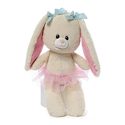 GUND Christine Twirl and Whirl Bunny Stuffed Animal