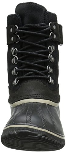 Lace Sage Black Women's Sorel Silver Fancy Boot II Winter wOTt4