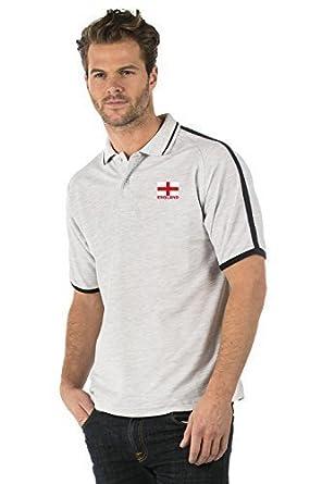 Bruntwood Inglaterra Bandera de St Georges Emblema Club Polo ...