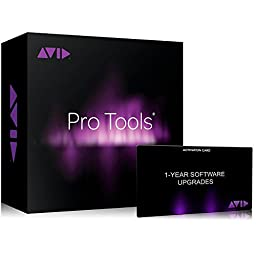 Avid 99356608800 Channel Multitrack Recording Software