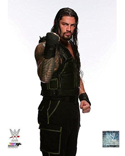 Roman Reigns - WWE 8x10 Photo 2014 posed